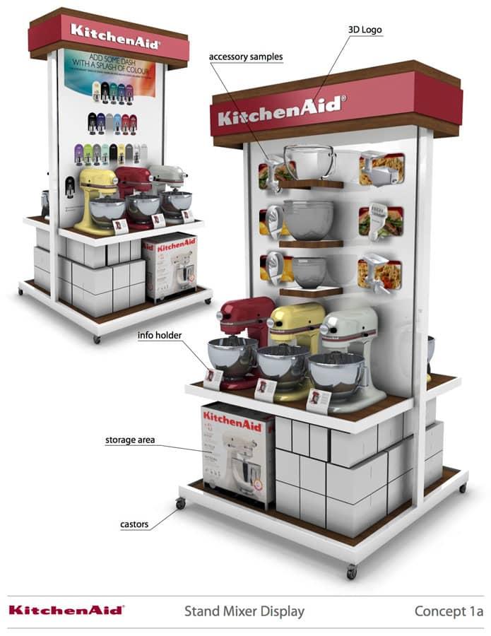 Sungard Exhibition Stand Mixer : Portfolio pointism